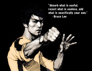 Bruce Lee_Absorb What is Useful