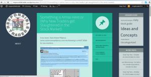 My First Blog Home_responsibletrader_wordpress