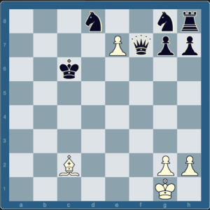 Chess_Knight Fork