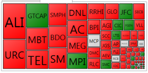 PSE Heat Map _20160126