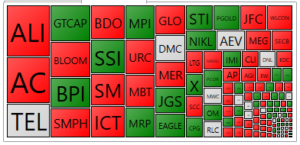 PSE Heat Map_20170628