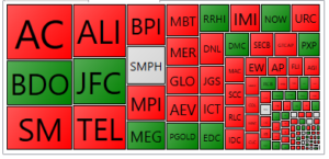 PSE Heat Map_20171116