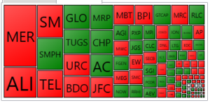 PSE Heat Map_20171127