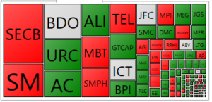 PSE Heat Map_20180105