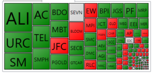 PSE Heat Map_20180109