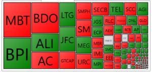 PSE Heat Map_20180118